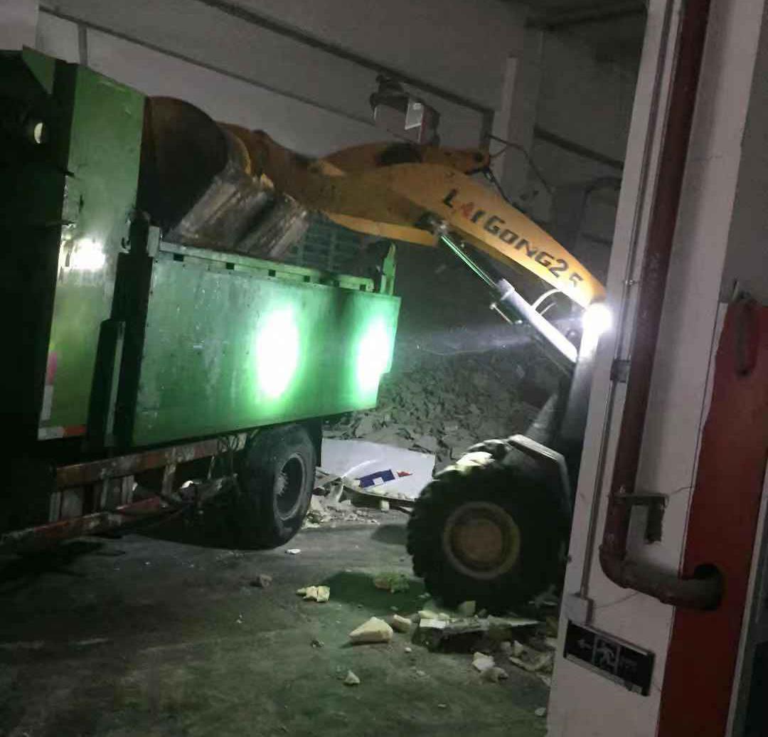 普陀建筑垃圾清运厂家
