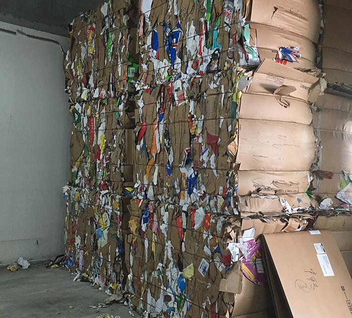 金山一般工业垃圾回收价格