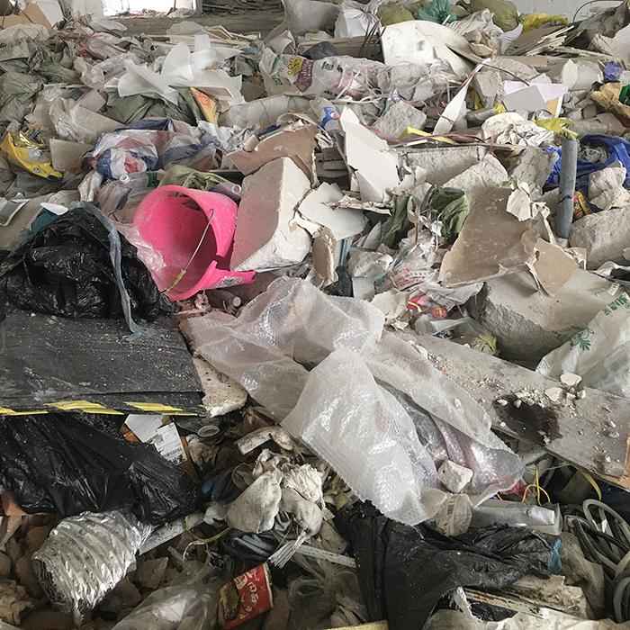一般工业垃圾回收